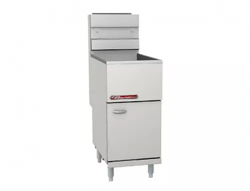 40lb natural gas fryer
