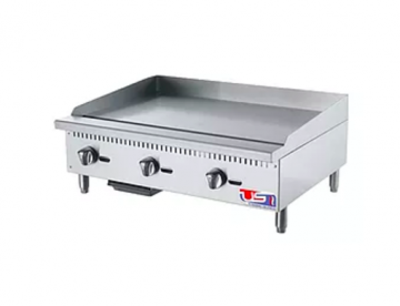 24 inch griddle lp