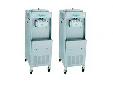 rental soft serve machine double barrel