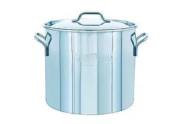 40 QT stock pot
