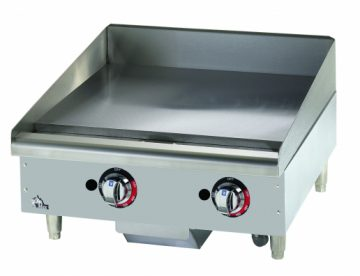 "Star Max 624NF 24"" Gas Griddle"